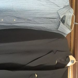 complete men's suit and tie slightly used